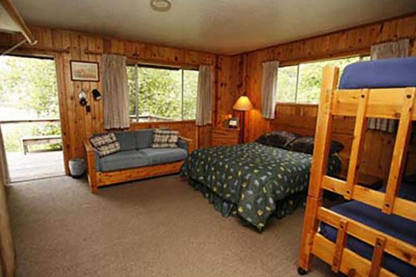 Accommodations at Shepp Ranch.