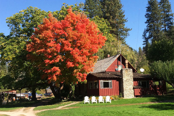 Autumn at Shepp Ranch.